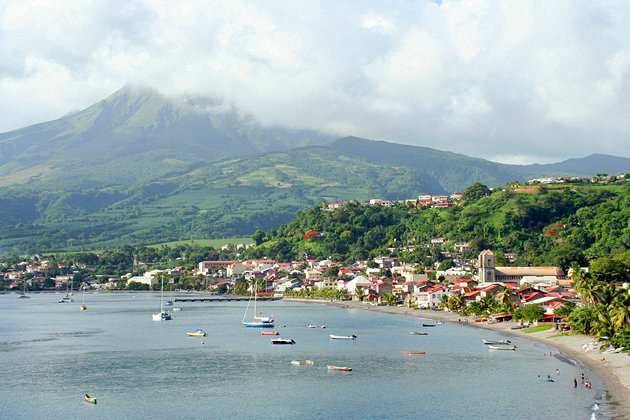 Tourist Attractions in Martinique