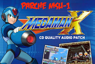 Megaman X MSU-1 CD Soundtrack