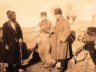 Büyük Devlet Adamı Atatürk'ten Anılar…