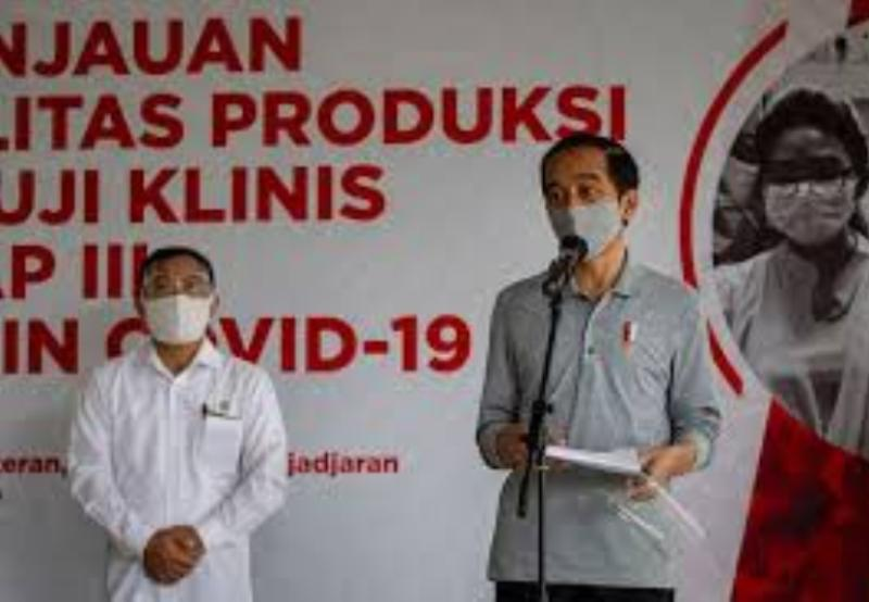 Andi Arief Mengaku, Bermimpi Melihat Jokowi dan Menteri Terpapar Covid-19
