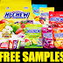 Free Hi-Chew Candy Samples