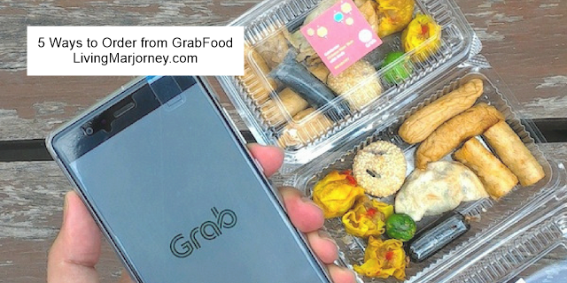 5 Ways to Order from GrabFood