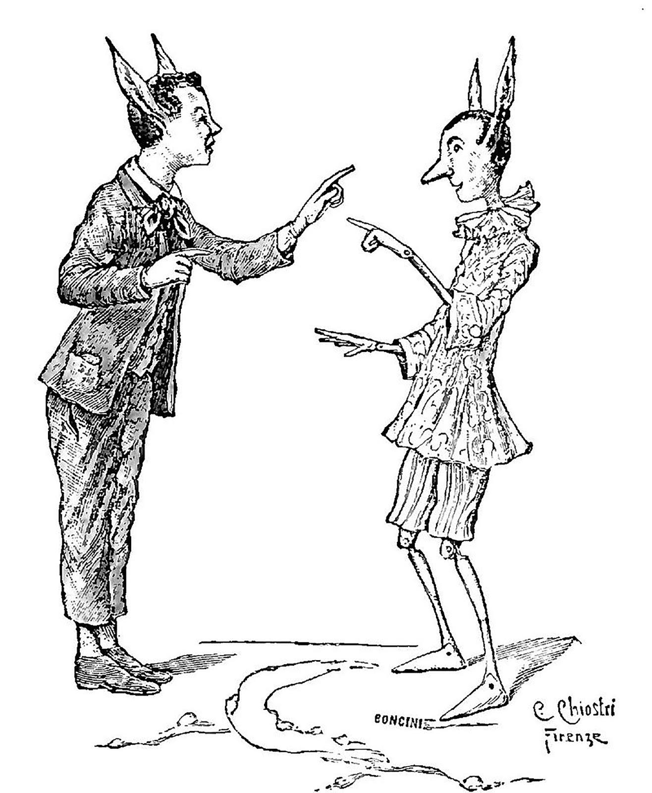 Immagine Le avventure di Pinocchio