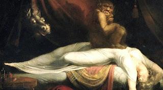 Sindromul Cotoroanței | Spaima trezirii din somn