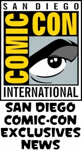 San Diego Comic-Con 2017 Exclusives News!