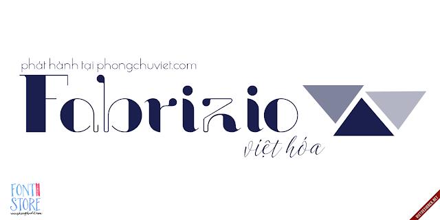 [Magazine Serif] FS Fabrizio Việt hóa