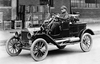 sejarah Ford model T