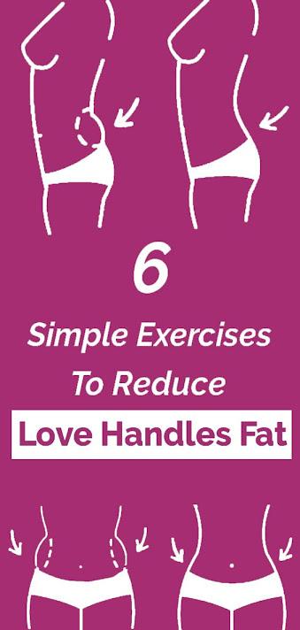 6 Simple Exercises to Get Rid Of Love Handles In Few Weeks