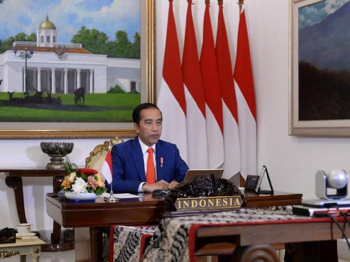 Jokowi Beri Kabar Gembira soal Penelitian Vaksin Corona