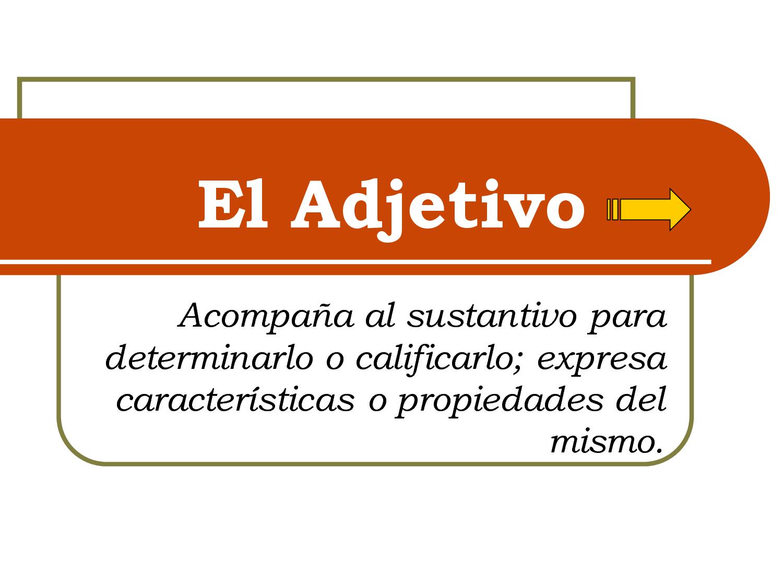 MIS COSAS DE MAESTRA*: EL ADJETIVO: Carteles, Actividades TICs y Fichas