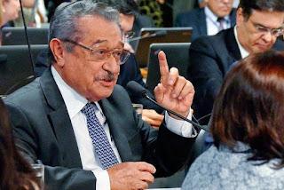 Sem previsão de alta após covid-19, José Maranhão aguarda equipamento importado para tratar insuficiência respiratória