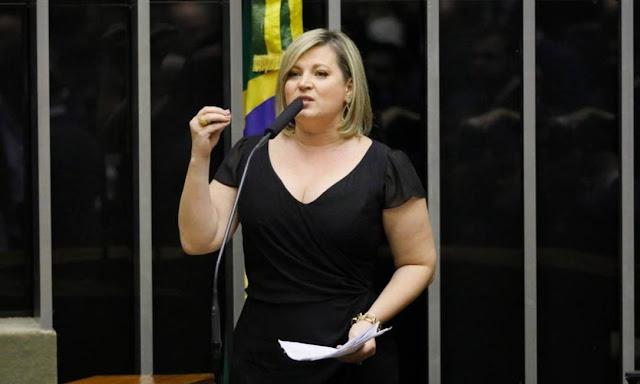 No desespero Joice faz proposta para destituir presidente por insanidade  -  Adamantina Notìcias