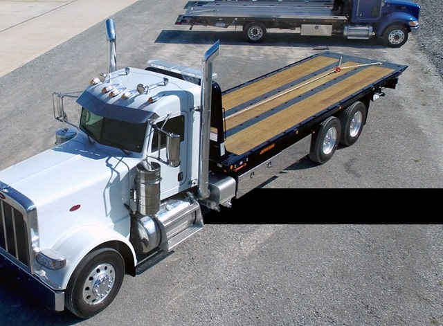 towing equipment rent flatbed trailer tow trucks