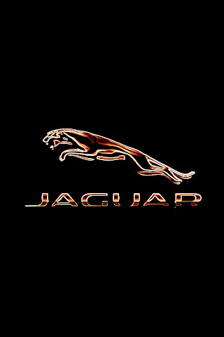 Jaguar logo download iphone ipod touch android - Jaguar wallpaper for android ...
