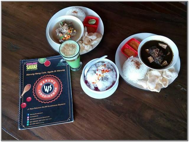 Jangan Ireng;10 Top Kuliner Mojokerto;