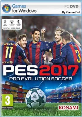[PES 2017] Pro Evolution Soccer [Full] Español [MEGA]
