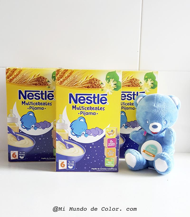 nuestra opinión de los productos para bebés de nestle | super mama bloguera