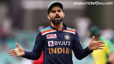 India Cricket News | Virat Kohli may leave the Captaincy of white ball cricket
