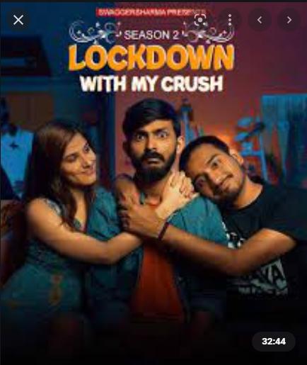 Lockdown with my Crush 2020 Hindi S01E02 Web Series 720p AMZN HDRip 300MB Download
