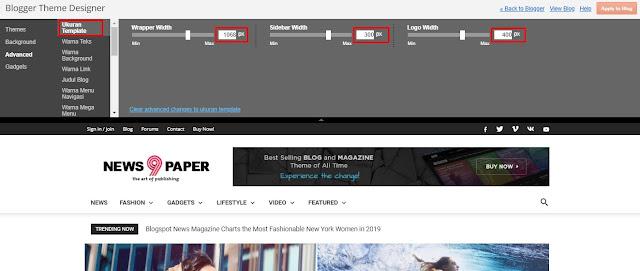 Menjawab, Perbedaan Template Blogger Gratis dan Premium