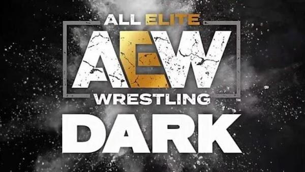 Ver Repeticion y resultados de AEW Dark 29 de enero en Inglés full show completo