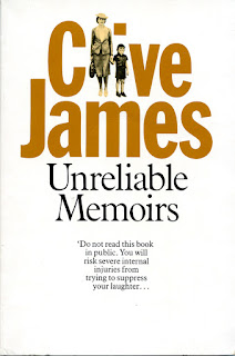 Clive James: Unreliable Memoirs