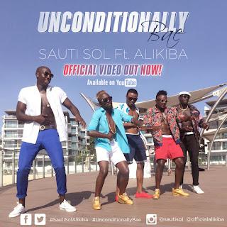Sauti Sol Ft. Alikiba - Unconditionally Bae