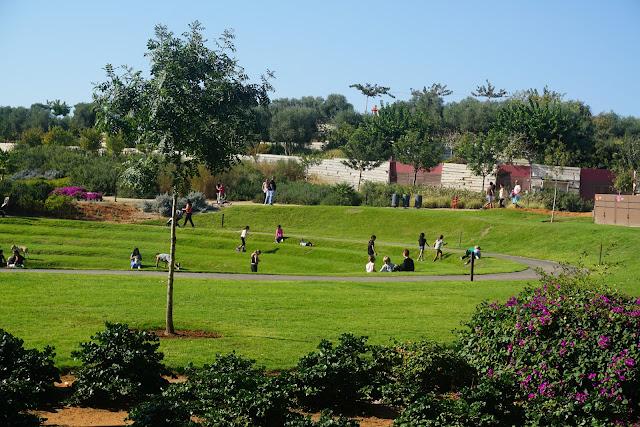 הפארק המטרופוליני- אריאל שרון