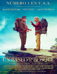 A Walk in the Woods (Un paseo por el bosque) (2015)