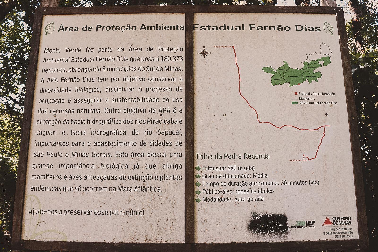Trilha em Monte Verde - Parte II | #100em1