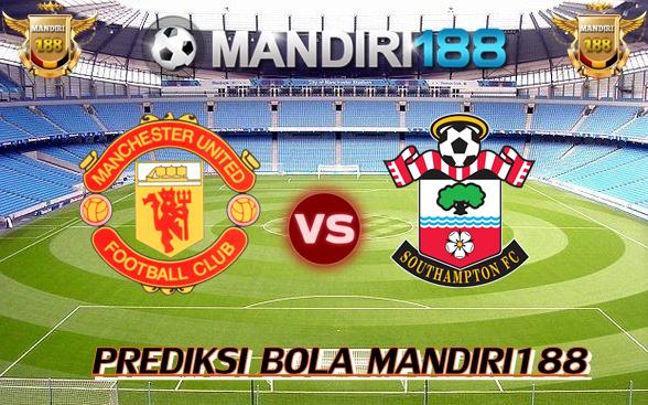 AGEN BOLA - Prediksi Manchester United vs Southampton 31 Desember 2017