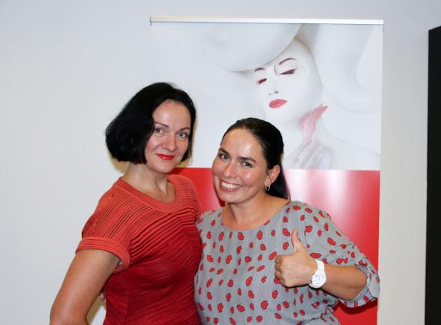 Meder Beauty Science Konferenz in Prag, September 2017