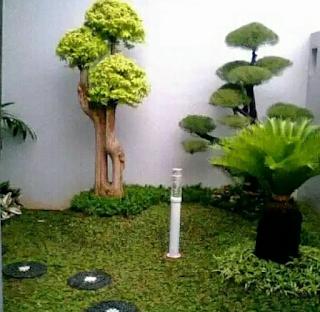 Contoh konsep taman