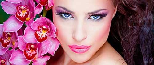 maquillajes de ojos bonitos para san valentin