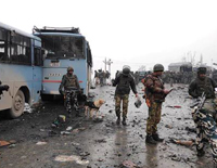 Pulwama Terror Attack: Jammu And Kashmir