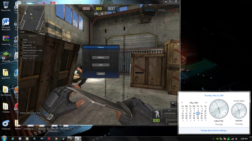 sd Point Blank Nexus Karakter Ucma Wall Hile Botu indir