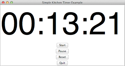 George Chan's Blog: Python: How to make a stop watch timer