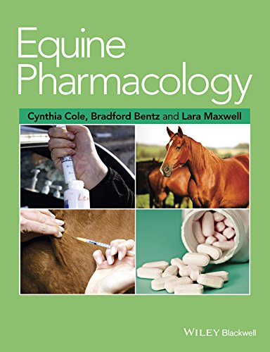 Equine Pharmacology 1st Edition  - WWW.VETBOOKSTORE.COM