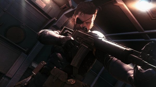 Metal Gear Solid V Ground Zeroes Free For PC