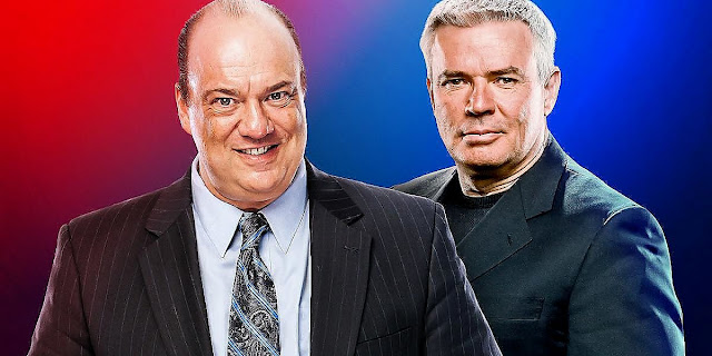 Backstage Updates On Paul Heyman Working Tonight's WWE RAW, Eric Bischoff's New SmackDown Role