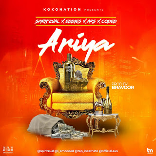 "Spiritzual - ""ARIYA"" feat Eddies X Aks & Coded"