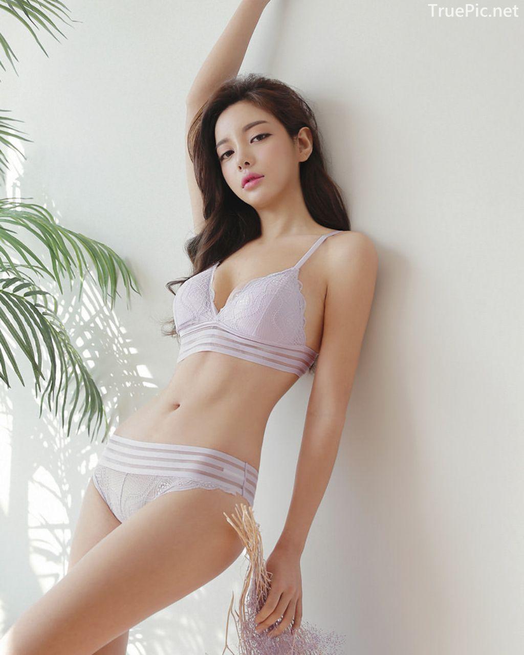 Jin Hee Korean Fashion Model - Love Me Lingerie Collection - TruePic.net - Picture 1