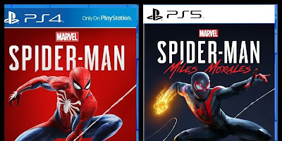 PS5 Games Box Unveiled By Sony With Spider-Man: Miles Morales Graphics Outside