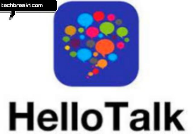 افضل تطبيق لتعلم اللغة الإنجليزية hellotalk 2019