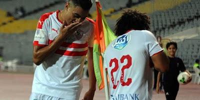 ملخص واهداف مباراة الزمالك والاتحاد السكندري 1-0 مبروك تأهل الزمالك للنهائي