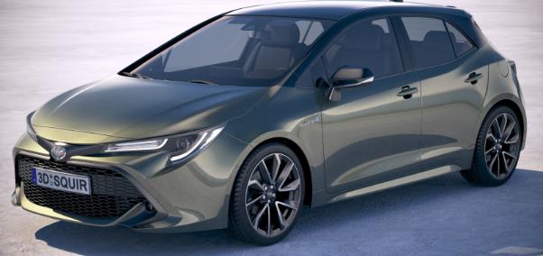 سيارات تويوتا 2019 الجديدة