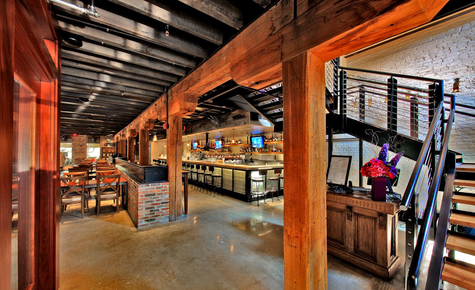 Prefab Restaurant Bar