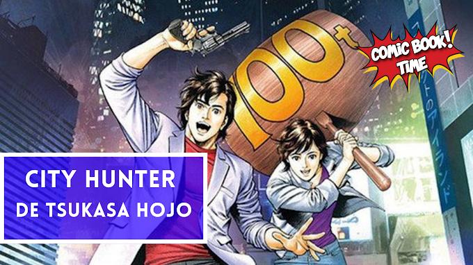 City Hunter, de Tsukasa Hojo