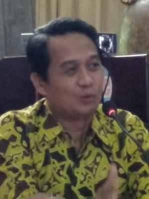 Ketua IDI Daeng M Faqih