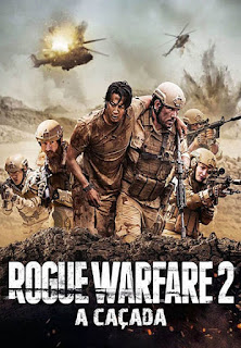 Rogue Warfare 2: A Caçada - BDRip Dual Áudio